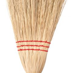 "Corn Broom Light 30"" 3 Strings"
