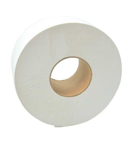 """Papier Hygién. JRT 1 Pli Blanc # 2000 Centre 3.5"""""""