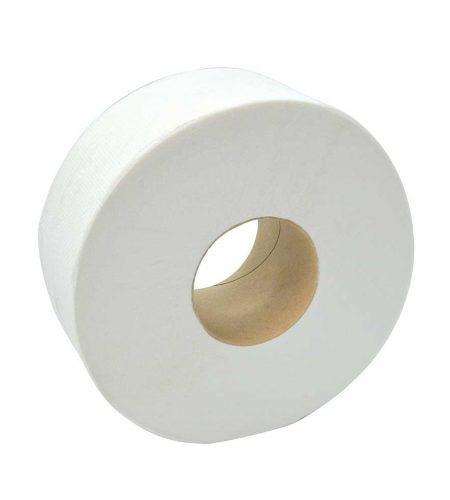 "Papier Hygién. JRT 2 Pli Blanc 165 Metres Centre 3.5"""